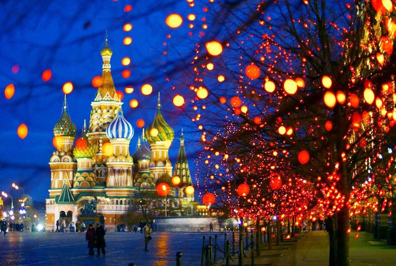 Куда пойти с ребенком на новогодних каникулах на Новый Год в Москве
