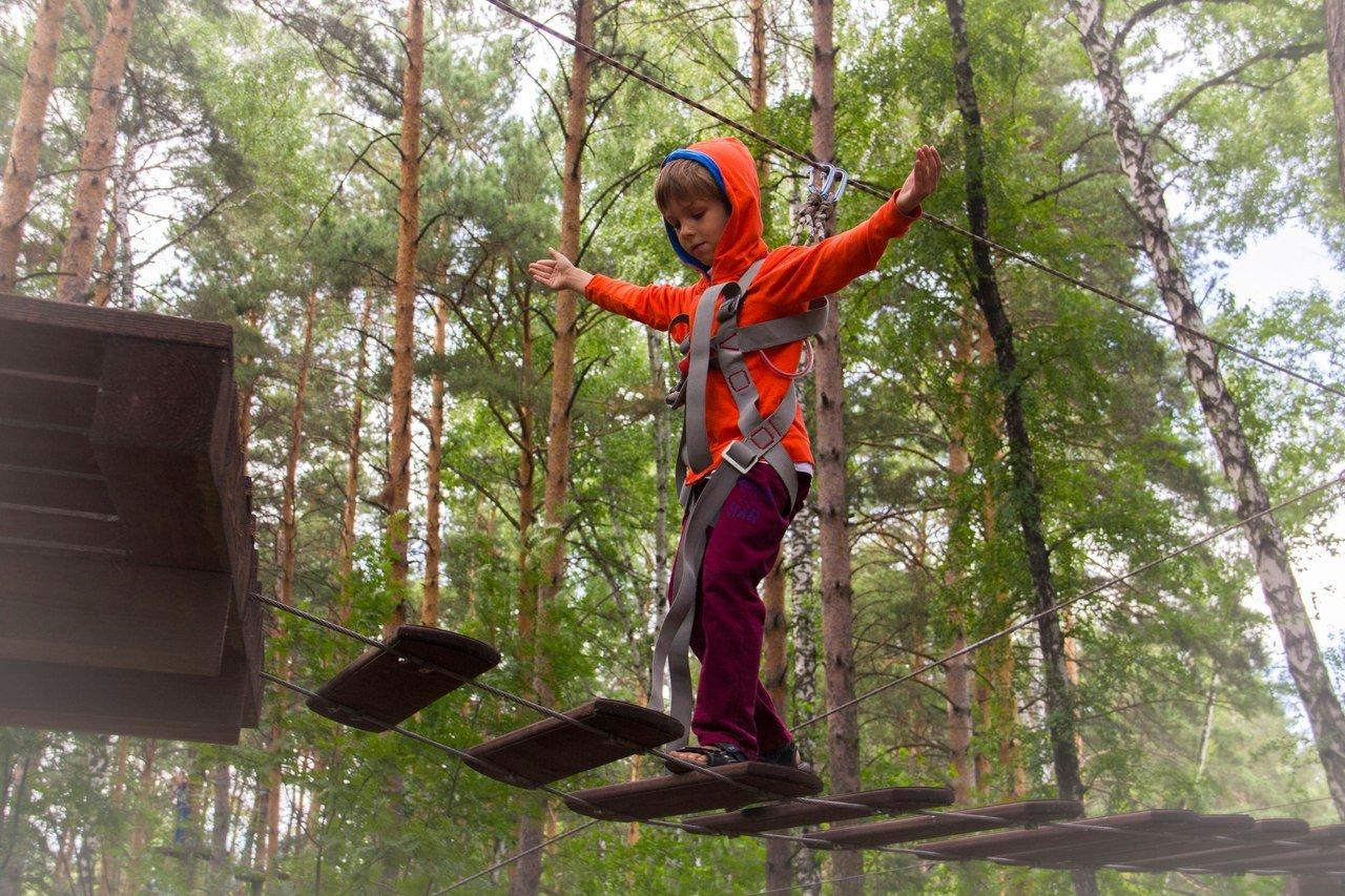 Куда сходить с ребенком в Новосибирске