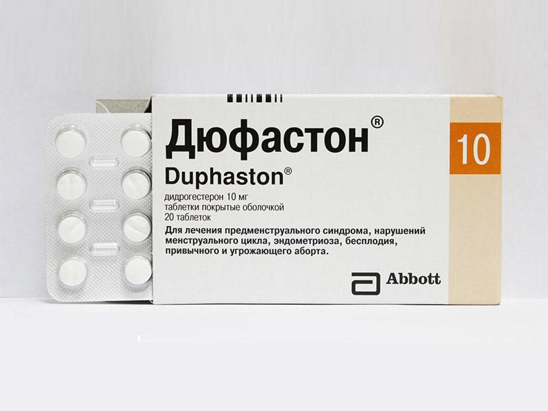 Дюфистон - гормональный препарат или нет?