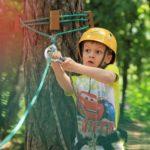 Детский веревочный парк Гамми Уфа