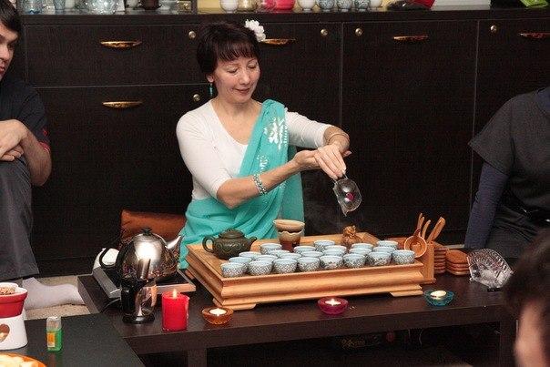 Чайная студия в Уфе