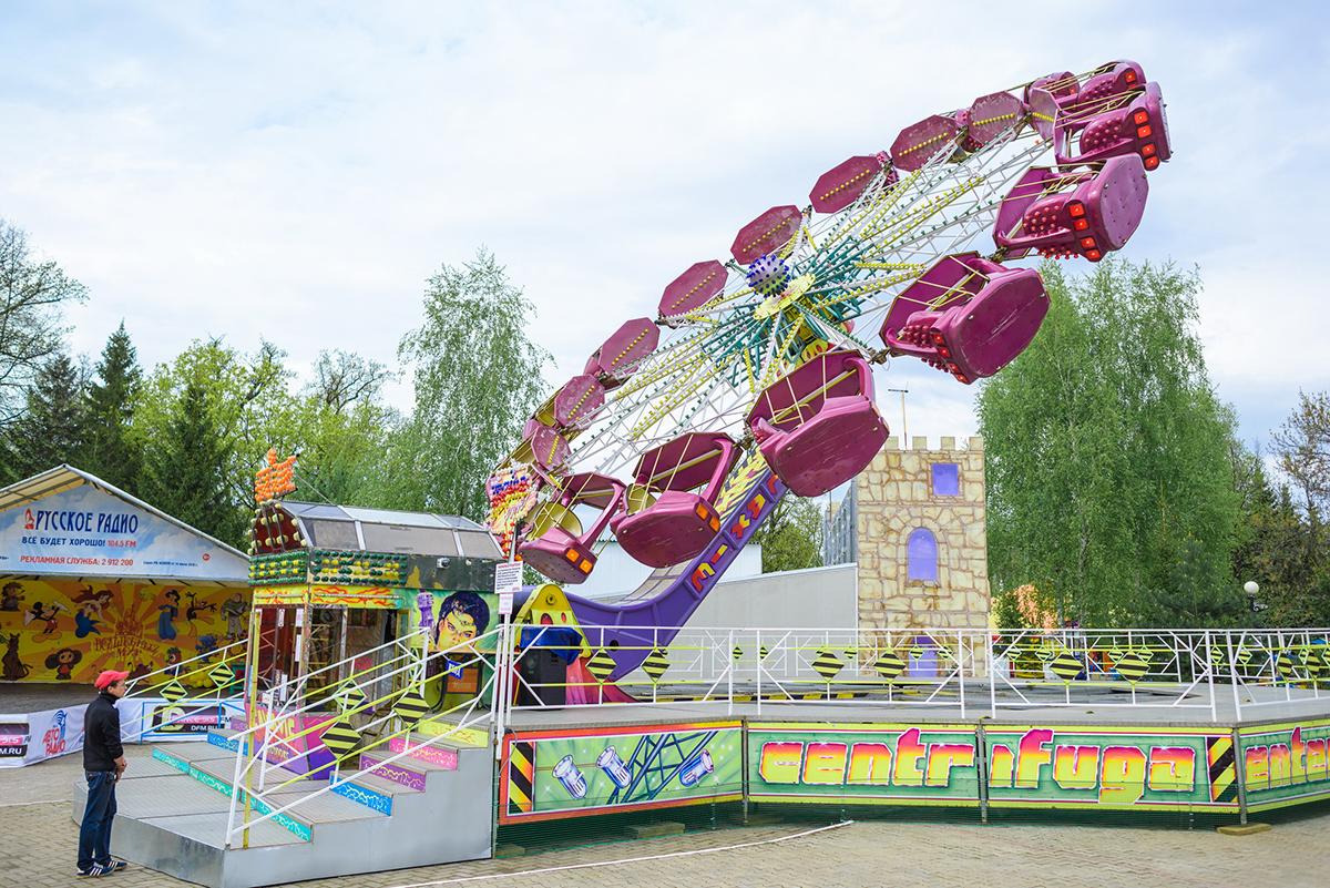 Волшебный мир Уфа